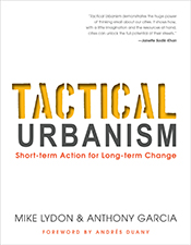 cover of Tactical Urbanism