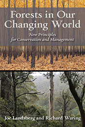 cover of Forests in Our Changing World