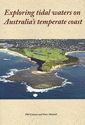 cover of Exploring Tidal Waters on Australia's Temperate Coast