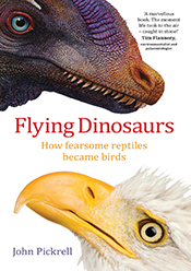 cover of Flying Dinosaurs