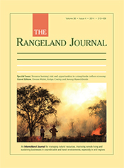 cover of Savanna Burning: Role and Opportunities in a Rangelands Carbon E