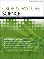 cover of Forage Breeding for Changing Environments and Production Systems