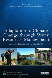 cover of Adaptation to Climate Change through Water Resources Management