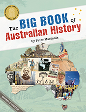 cover of The Big Book of Australian History