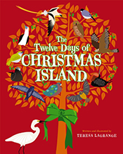 cover of The Twelve Days of Christmas Island