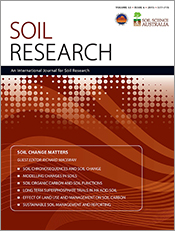 cover of Soil Change Matters