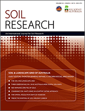 cover of Soil and Landscape Grid of Australia