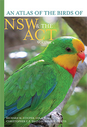 Atlas of the Birds of NSW and the ACT Volume 2
