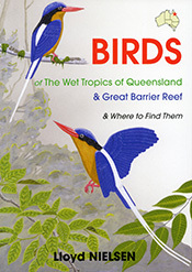 Cover featuring illustrations of various birds.