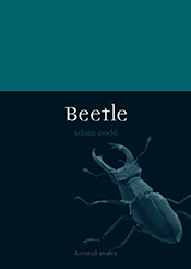 Cover image with a beetle.