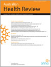 Australian Health Review