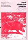 Cover image of featuring red photograph of feral pig on pink background