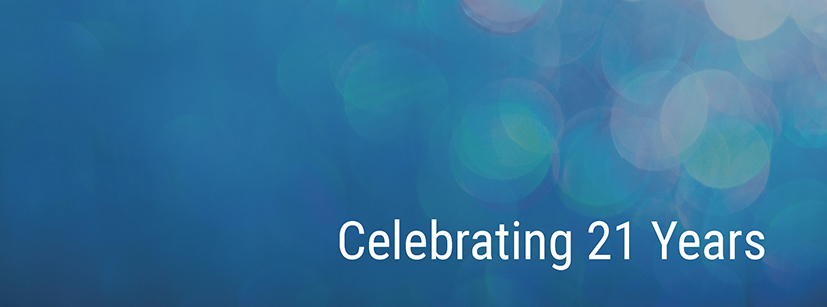 21 years of science and technology publishing!